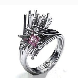 Jewelry - Awesome steampunk spiked ring